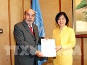 FAO chief lauds Vietnam's development achievements