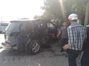 Tet traffic accidents kill 135