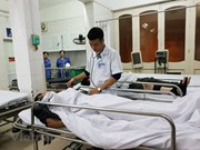 Nearly 110,500 patients under treatment during New Year holiday