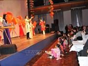 Vietnamese in Belgium celebrate Tet festival