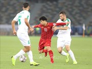 "Korean Times calls Cong Phuong ""Messi of Vietnam"""