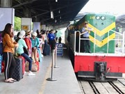Transport activities in full swing during Tet