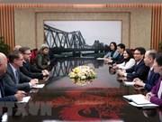 Deputy PM receives SOS Children's Villages Int'l delegation