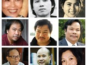 Vietnamese poetry aired on US radio