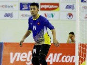 Vietnamese futsal players to train in Spain