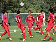 Vietnam aim to win ASEAN U22 Youth Football Championship