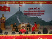 Northern border defence war recalled at Ha Giang seminar
