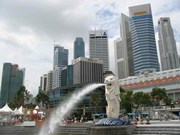 Singapore's fourth-quarter economic growth slowest in over two years