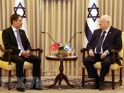 Vietnamese ambassador presents credentials to Israeli President