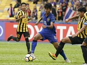 Thailand eyes ASEAN U22 Youth Football Championship