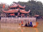 Tan Vien Son Thanh, Lim festivals kick off