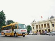 Bonbon city tour explores Hanoi's history, culture
