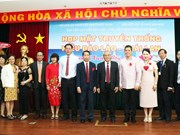 Vietnamese expats from Laos, Thailand meet in HCM City