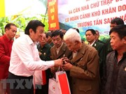 Ha Giang: Activities pay tribute to northern border defenders