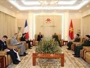 Deputy minister highlights Vietnam-France defence cooperation