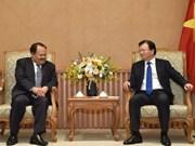 Vietnam, Laos boost partnership in energy development