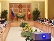 Vietnam, Russia discuss e-government building
