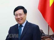 Deputy PM Pham Binh Minh to visit Germany