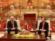 Hanoi, Moscow expected to boost cooperation in anti-corruption