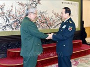Deputy Defence Minister visits China to boost military exchanges