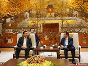Hanoi, Vientiane police cooperate more effectively: Lao official