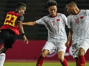 Vietnam's win against Timor Leste hailed by foreign media