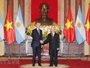 Vietnam, Argentina to work towards strategic partnership
