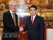 Hanoi boosts cooperation with French city