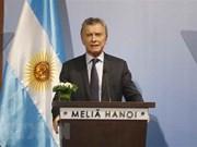 Vietnam – important partner of Argentina: President Macri