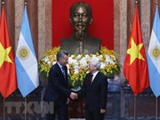 Argentine President concludes Vietnam visit