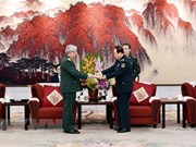 Vietnam, China bolster defence cooperation
