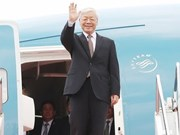 Vietnamese leader's Laos visit to help tighten traditional ties