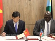 Vietnam, South Sudan hail establishment of diplomatic ties