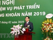 Vietnam's stock market hoped to equal total GDP in 2020