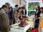 Vietnam participates in ASEAN-India expo
