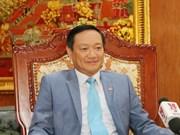 Ambassador highlights significance of Laos visit by Nguyen Phu Trong