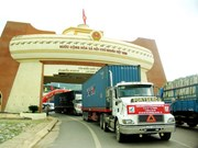 Top Vietnamese leader's visit expected to boost Vietnam-Laos trade