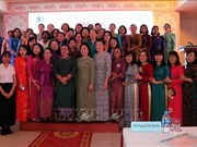 Vietnamese, Cambodian women promote solidarity, cooperation