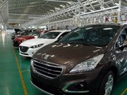 Auto imports in January 46 times higher than last year