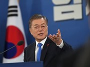 RoK pledges to work for resumption of economic cooperation with DPRK