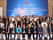 Workshop on implementing UNCLOS to address sea-based challenges