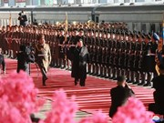 DPRK media laud leader's visit to Vietnam