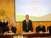 Japanese businesses study investment in Ha Nam province