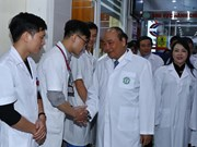 PM lauds silent contributions of doctors to public health care