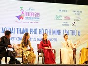Sixth ao dai festival to promote traditional culture, tourism