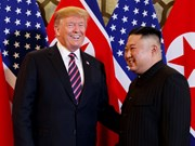 US, DPRK leaders to sign joint agreement on Feb.28: White House