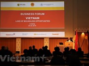 Vietnam-Germany trade, investment forum held in Leipzig