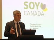 Opportunities for businesses importing soybeans from Canada
