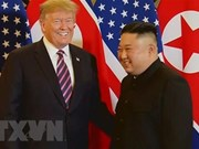 President Trump affirms productive discussions with DPRK