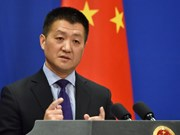 China hopes DPRK-US dialogue to go on